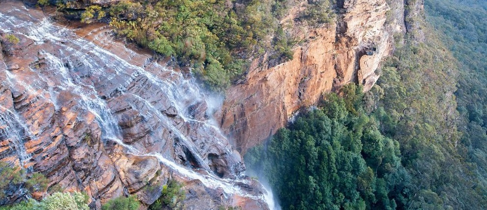 Admire the Wonder of Wentworth Falls