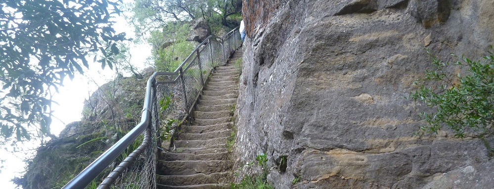 The History and Surroundings of the Incredible Furber Stairs