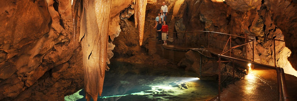 The Subterranean World of the Jenolan Caves