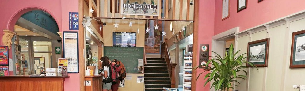 Places to Stay in the Blue Mountains: Katoomba YHA