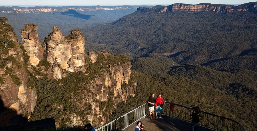 2 Day Blue Mountains Trip Three Sisters