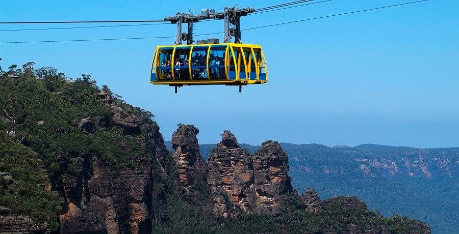 Blue Mountains Day Tour - Skyway