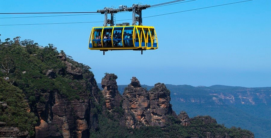 Blue Mountains Deluxe Tour - Skyway