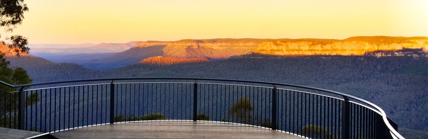The Best Lookouts in the Blue Mountains