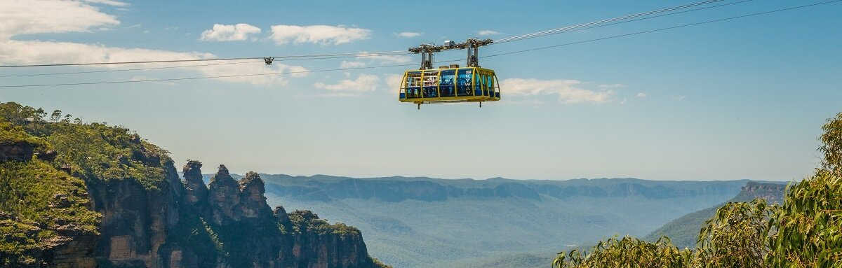 1 Day Blue Mountains Deluxe Tour $135