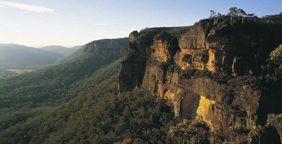 blue mountains evans lookout