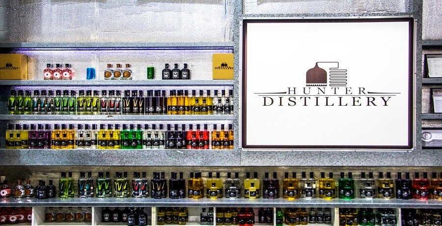 hunter valley distillery