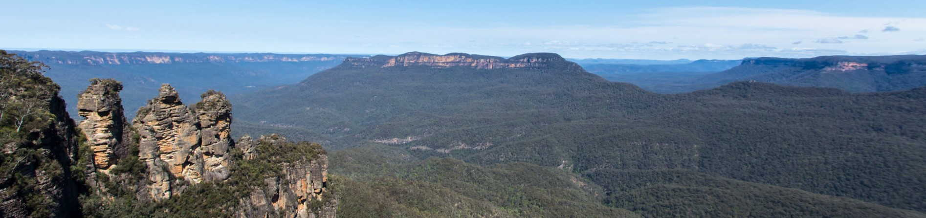Blue Mountains Virtual Tour