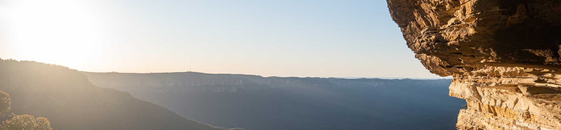 Can You Go to Blue Mountains for a Day?