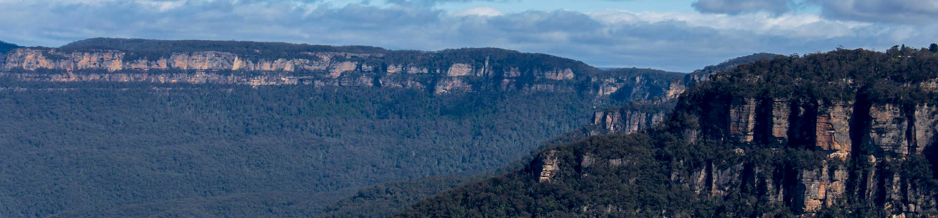 How long does it take to get to the Blue Mountains from Sydney?